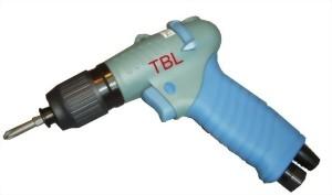 "1/4"" Composite Industrial Pistol Type Trigger Start Cushion Type External Adjustable Screwdriver"