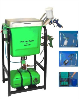 Professional Spray Gun Washer