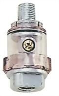 """1/4""""(Pt/Npt) Mini Oiler (Aluminum)"""