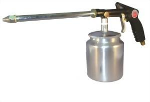 Air Engine Clean Gun
