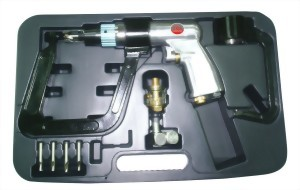 Heavy Duty Air Jumbo Spot Drill Kit
