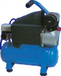 3/4HP Oil Lubricated Air Compressor With 10 Litters Tank