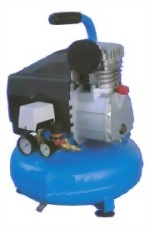 1.5HP Oil Lubricated Air Compressor With 16 Litters Tank