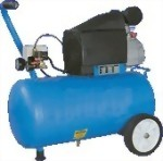 1.5HP Oil Lubricated Air Compressor With 25 Litters Tank