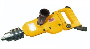 16mm Industrial Reversible Air Gear Driven Drill (4 Gears)