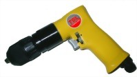 "3/8"" Heavy Duty Reverseble Air Drill With (Keyless) Chuck (3 Gears)"