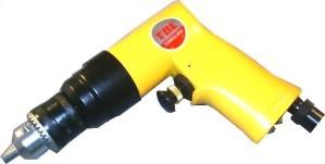 "3/8"" Heavy Duty Two Gear Mechanism Air Drill"