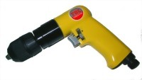 """3/8"""" Heavy Duty Air Reversible Drill With (Keyless) Chuck (3 Gears)"""