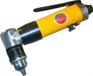 """3/8"""" Heavy Duty Reverseble Air Angle Drill"""