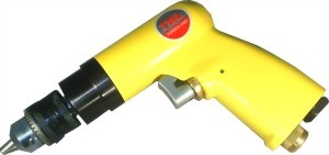 "3/8"" Industrial Two Gears Mechanism Reverseble Drill (Forge Body)"