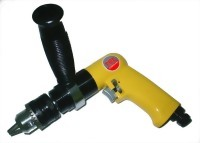 """1/2"""" Heavy Duty Reversible Air Drill With (Keyless) Chuck (3 Gears)"""