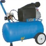 4HP Oil Lubricated Air Compressor With 50 Litters Tank