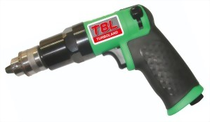 "1/4"" Super Duty Composite Mini Reversible Air Drill"