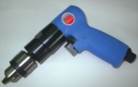 "3/8"" Industrial Two Gear Mechanism Reversible Air Drill"