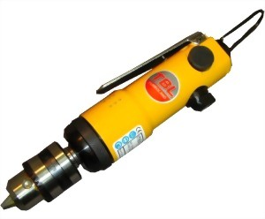 "3/8"" Heavy Duty Two Gear Mechanism Air Reversible Drill"