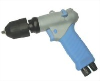 """3/8"""" Composite Industrial Direct Driven Type Reversible Drill With Keyless Chuck"""