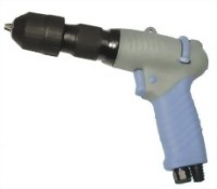 """3/8"""" Composite Industrial Cushion Clutch Type Reversible Drill & Screwdriver"""