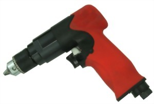 """3/8"""" Composite Industrial Air Reversible Drill"""