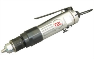 0.35Hp 3/8'' Straight Type Reversible Straight Air Drill