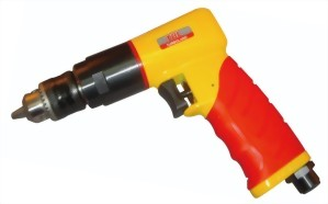 "0.5Hp 3/8""Heavy Duty Plantary Air Drill(Handle Exhaust)"