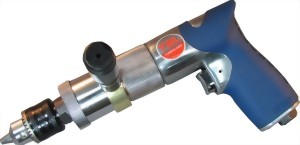 "3/8"" Industrial Hammer Type Air Drill(1;800Rpm)"