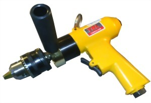 """1/2"""" Industrial Two Gear Mechanism Air Reversible Drill"""