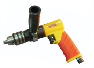 """0.5Hp 1/2""""Heavy Duty Reversible Air Drill(Handle Exhaust)"""