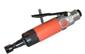 "6mm(1/4"") Industrial Lever Type Throttle Medium Air Die Grinder (Rear Exhaust)"