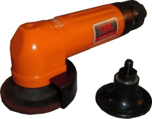 """2 In 1 Industrial 2"""" Angle Grinder ;Sander With Roll(Lever) Type Throttle"""