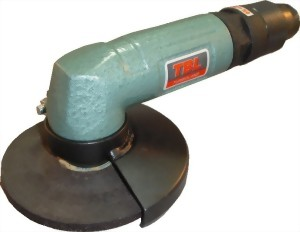 "4"" Industrial Mini Type Air Angle Grinder With Roll(Lever) Throttle"