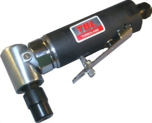 "1/4""(6MM) Super Duty Air Angle Die Grinder With Sleeve"