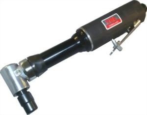 "1/4""(6mm) Super Duty Extened Air Angle Die Grinder With Sleeve"