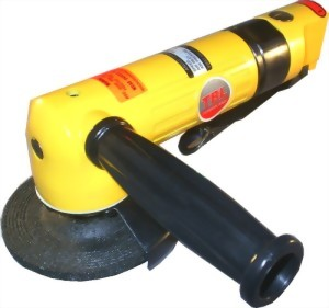 "4 1/2"" Heavy Duty Air Anglr Grinder(Lever Type)"
