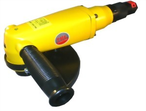 "7"" Heavy Duty Roll Type Throttle Air Angle Grinder"