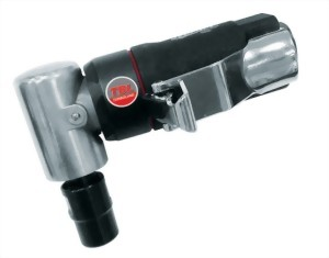 """1/4""""(6mm) 0.2 Hp Industrial Mini-Mini Air Angle Die Grinder With Safty Trigger"""