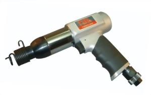 Heavy Duty 250mm Hex.(Round) Shank Air Hammer With Regulator