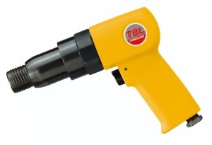 Heavy Duty 210mm Hex.(Round) Shank Air Hammer
