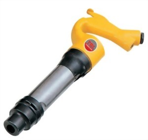 "3"" Air Chipping Hammer With Hex./Round Shank"