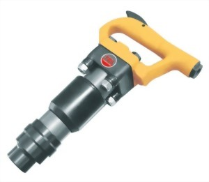 """3"""" Air Chipping Hammer With Hex./Round Shank"""