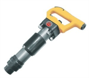 "4"" Air Chipping Hammer With Hex./Round Shank"