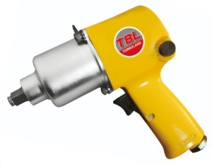 """1/2"""" Heavy Duty Twin Hammer Mechanism Air Impact Wrench (420Ft-Lb)"""