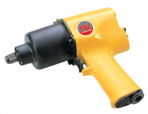 "1/2"" Heavy Duty Twin Hammer Mechanism Air Impact Wrench"