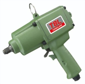 "1/2"" Industrial Two Hammer Mechanism Air Impact Wrench"