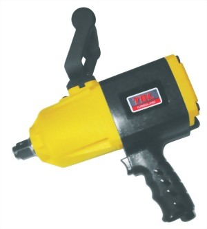 "3/4"" Composite Industrial Twin Hammer Mechanism Air Impact Wrench"