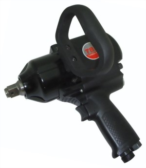 "3/4""Heavy Duty Pin Clutch Mechanism Air Impact Wrench With Handle Exhaust"