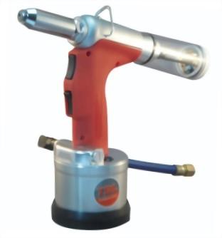 "3/16"" Heavy Duty Vacuum Type Air-Hydraulic Riveter"