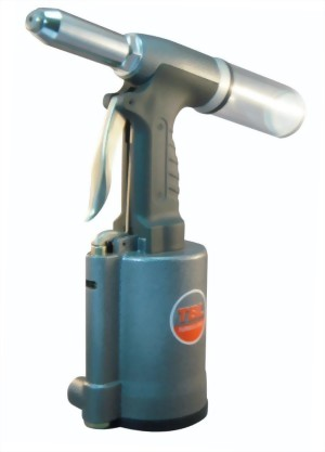 "1/4"" Heavy Duty Air-Hydraulic Riveter"