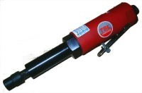"""1/4""""(6mm) 5"""" Heavy Duty Long-Extened Air Die Grinder With Rubber Boot"""