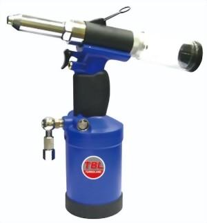 "1/4"" Composite Industrial Self-Vacuum Type Air-Hydraulic Riveter"