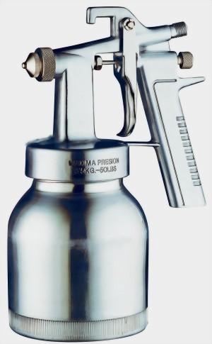 Low Pressure Spray Gun With Internal mix & Pressure Feed